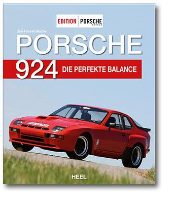 Porsche 924 - Die perfekte Balance Book Cover