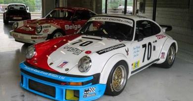 Porsche 934 at Porsche Days Francorchamps 2017