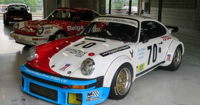 Porsche 934 at Porsche Days Francorchamps 2017