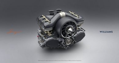 Singer Vehicle Design Announces Collaboration With Williams On High Performance And Light-Weighting Services