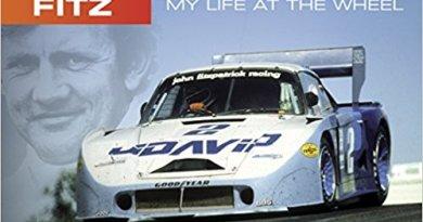 John Fitzpatrick my life at the wheel