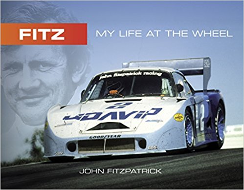 John Fitzpatrick my life at the wheel