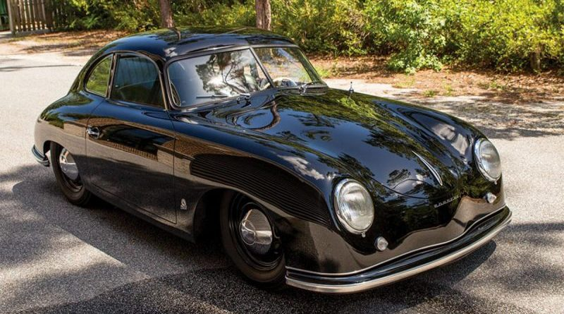 1951 Porsche 356 Coupe sold at RM Sotheby's Auction in Monterey