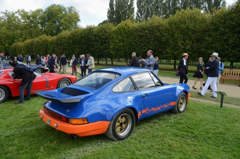 ex Herbert von Karajan 1974 Porsche 911 Carrera RS 3.0
