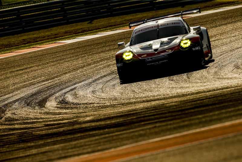 FIA GT Austin - 1 - Porsche 911 RSR (92), Porsche GT Team- Michael Christensen, Kevin Estre