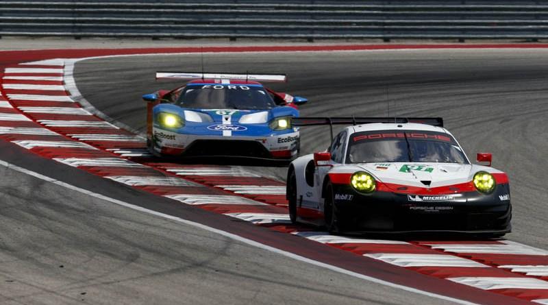FIA GT Austin - 4 - Porsche 911 RSR (91), Porsche GT Team- Richard Lietz, Frederic Makowiecki