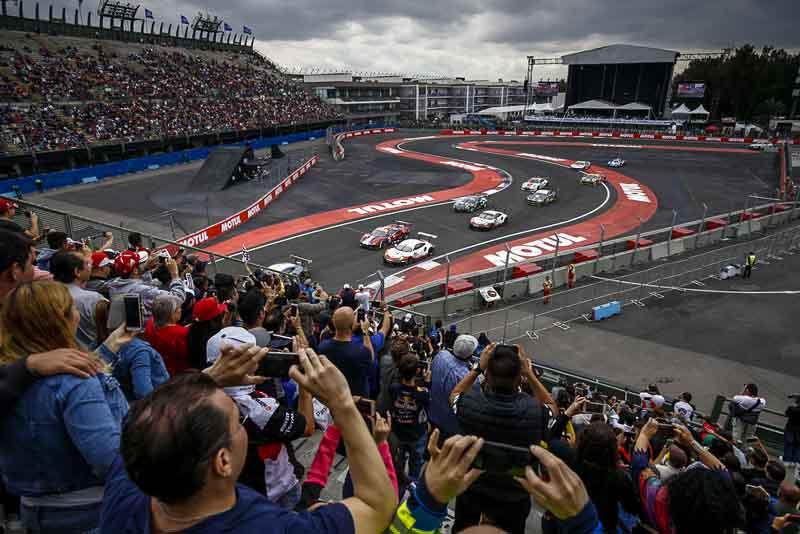 Porsche 911 RSR (92), Porsche GT Team: Michael Christensen, Kevin Estre, Porsche 911 RSR (91), Porsche GT Team: Richard Lietz, Frederic Makowiecki