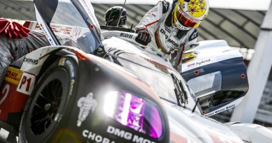 Porsche LMP Team - Earl Bamber - FIA WEC Circuit of the Americas Austin