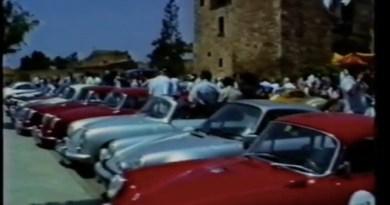 Porsche 356 Meeting Spain Footage