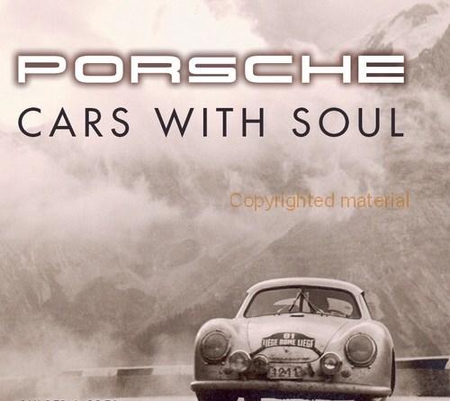 Porsche cars with soul gui bernardes Crowood Press