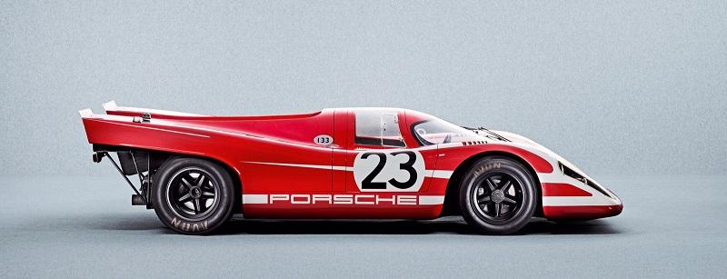 Porsche 971 KH Coupe 1970