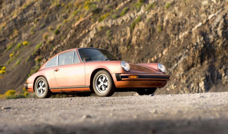 1975 Porsche 911 S 2.7 Bonhams Zoute Sale