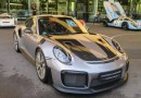 2017 Porsche Sound Nacht at the Porsche Museum - Porsche 911 GT2
