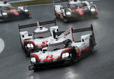 Rain, fog, red flag – Porsche 919 Hybrids finish third and fourth at the FIA WEC Fuji
