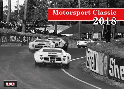 Motorsport 2018 Calendar