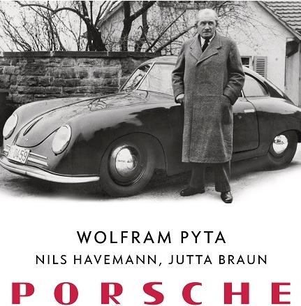 Porsche : Vom Konstruktionsbüro zur Weltmarke Book Cover