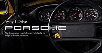 Why I drive Porsche Ivo Verschuuren