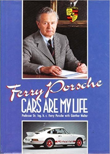 Ferry Porsche Book Cover