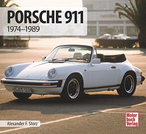 Porsche 911 : 1974 - 1989 Book Cover