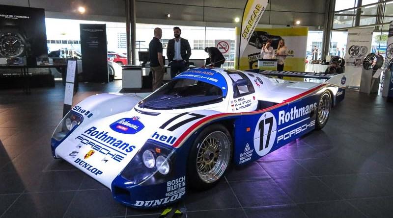 2017 Porsche Classic Days Aachen