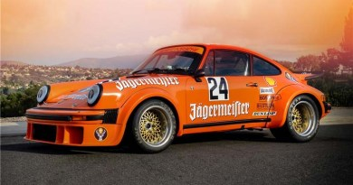 1986 PORSCHE 930 TURBO CUSTOM COUPE Barret Jackson Scottsdale-2