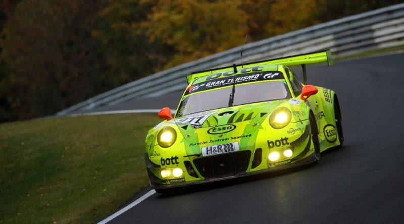 Bathurst 12 Hour 2018 Porsche 911 GT3 R, Manthey-Racing (911) Romain Dumas Frédéric Makowiecki, Dirk Werner