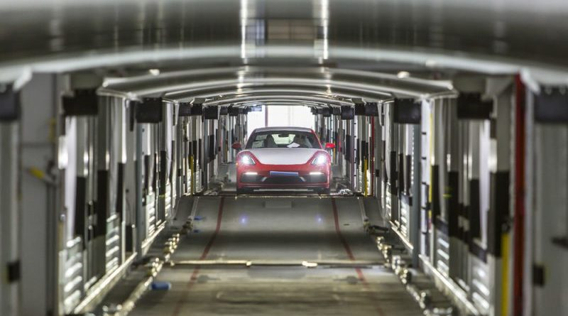 Porsche CO2 Carbon neutral to the loading ports- From January 2018 all transportation by rail have been powered by renewable green energy