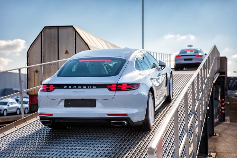 Laying the tracks for responsible activities- Porsche is reducing CO2 emissions thanks to sustainable logistics transport
