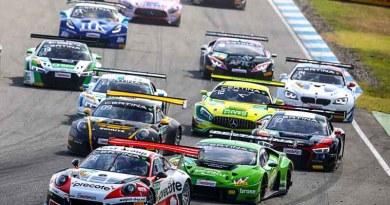Porsche ADAC GT Masters Porsche 911 GT3 R, Precote Herberth Motorsport, ADAC GT Masters Hockenheimring 2017