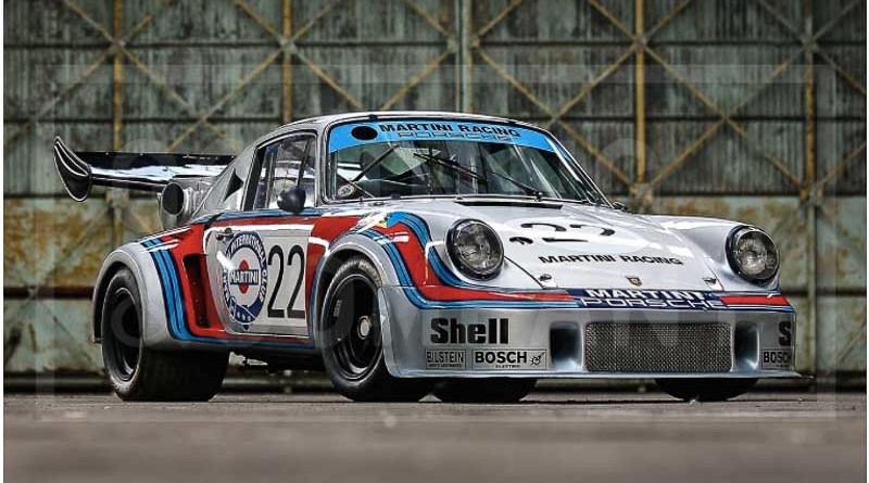 Amelia Island porsche 911 carrera rsr 2.1 turbo