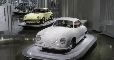 Porsche 356 Gmund and 1976 Porsche 911 Carrera Turbo Porsche Effect Petersen Automotive