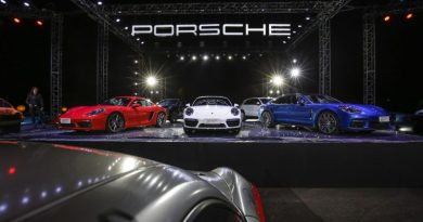 Grand Opening Porsche Experience Centre Shanghai