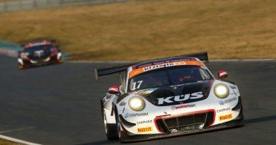 Porsche 911 GT3 R, KÜS Team75 Bernhard, Timo Bernhard (D), Kévin Estre (F), Oschersleben 2018