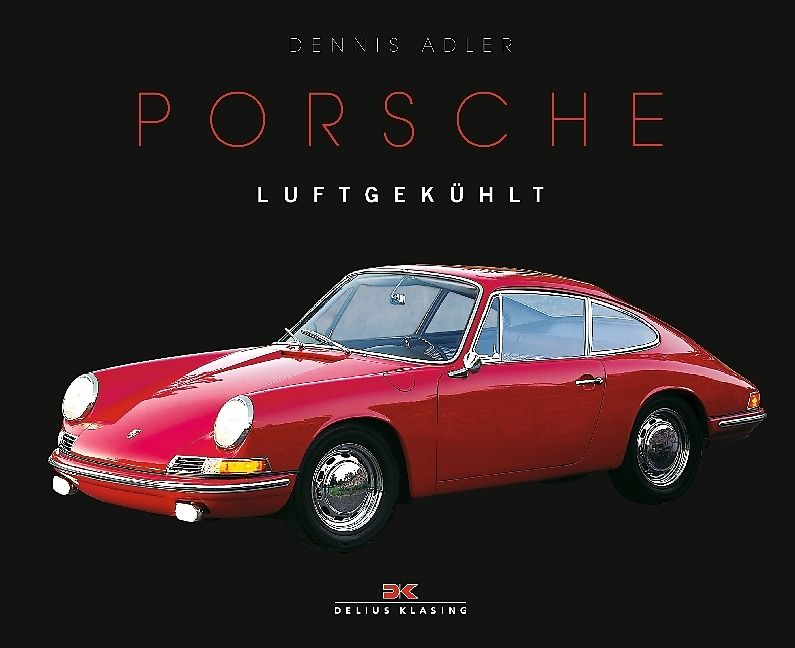 Porsche luftgekühlte Legenden Book Cover