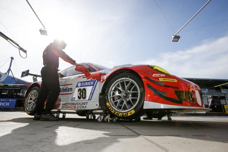 Frikadelli Racing Team, Porsche 911 GT3 R (30), Nürburgring 2018