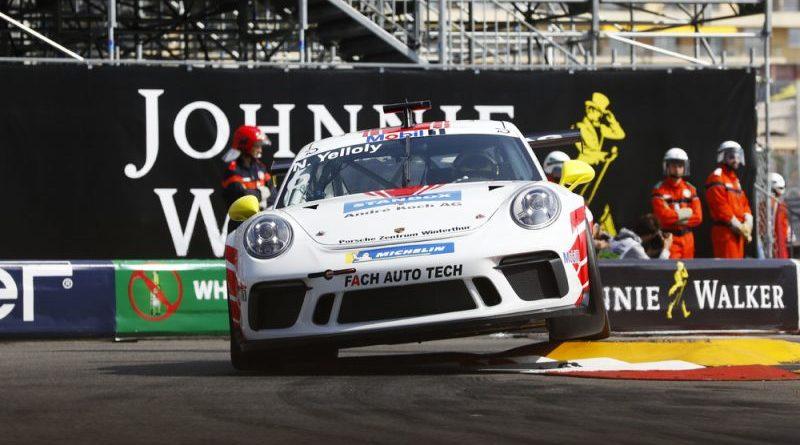 Porsche 911 GT3 Cup, Nick Yelloly (GB), Porsche Mobil 1 Supercup, Monaco 2018