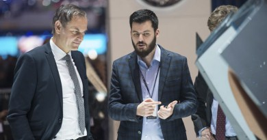Porsche takes a 10 % stake in the Croatian technology and sports car company Rimac