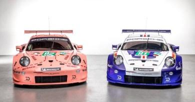 Porsche Pink Pig - Rothmans Livery Le Mans 2018