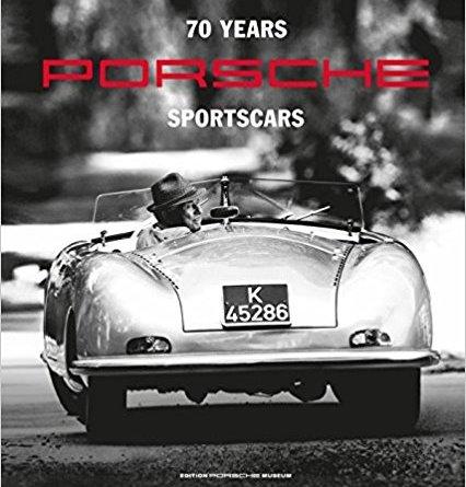 book 70 years porsche sportscars josef arweck delius klasing