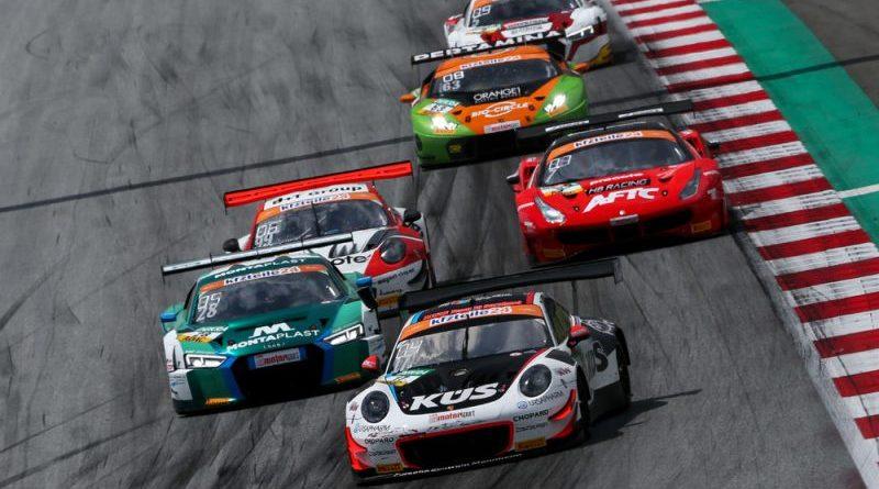 Porsche 911 GT3 R, KÜS Team75 Bernhard, Timo Bernhard (D), Kevin Estre (F), Red Bull Ring 2018