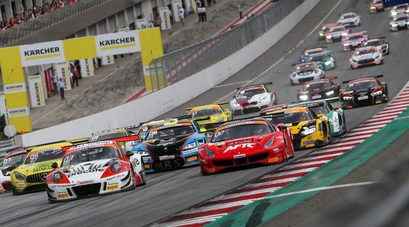 Porsche 911 GT3 R, Precote Herberth Motorsport, Robert Renauer (D), Mathieu Jaminet (F), Red Bull Ring 2018