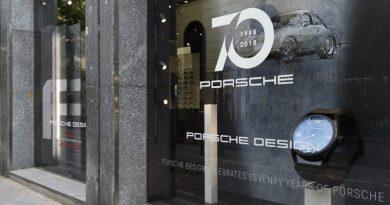 """New """"Porsche Studio"""" opens in Milan"""