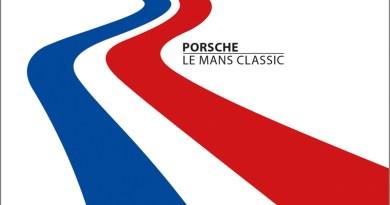 Book Porsche Le Mans Classic 2016