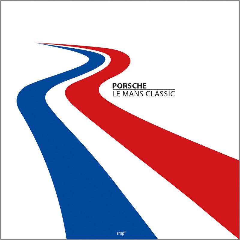 Porsche - Le Mans Classic Book Cover