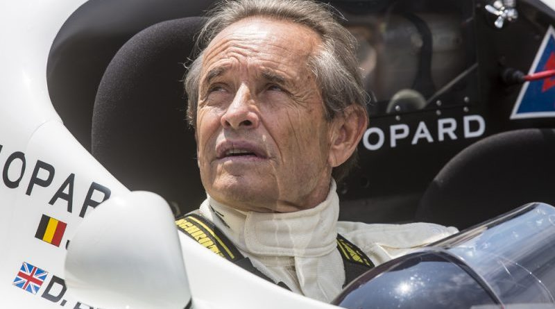 Jacky Ickx at Porsche Sound Nacht 2018