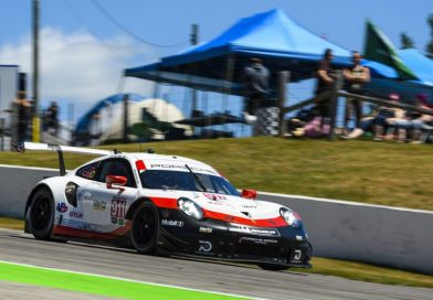 Porsche aims to repeat last year's historic win at Lime Rock Park