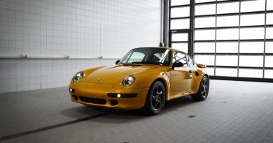 Project Gold 911 Turbo Classic Series The collector's item