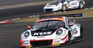 Porsche 911 GT3 R, KÜS Team75 Bernhard, Timo Bernhard (D), Kevin Estre (F), Nürburgring 2018