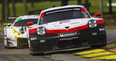 Porsche 911 RSR (912), Porsche GT Team Earl Bamber, Laurens Vanthoor