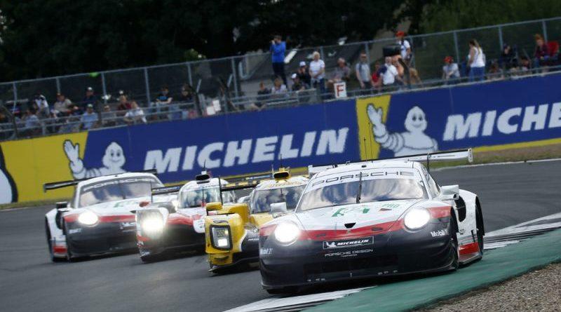 Porsche 911 RSR, Porsche GT Team (92), Michael Christensen (DK), Kevin Estre (F)